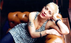 Kathy Acker in 1996.
