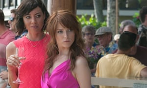 Aubrey Plaza and Anna Kendrick in Mike and Dave Need Wedding Dates.