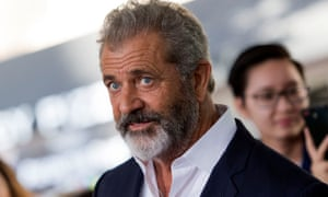 Mel Gibson at the premiere of Daddy's Home 2, November 2017.