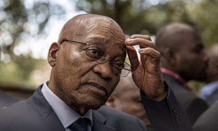 Zuma has faced mounting criticism of his leadership and came under further pressure this month when a corruption probe unearthed fresh allegations of misconduct