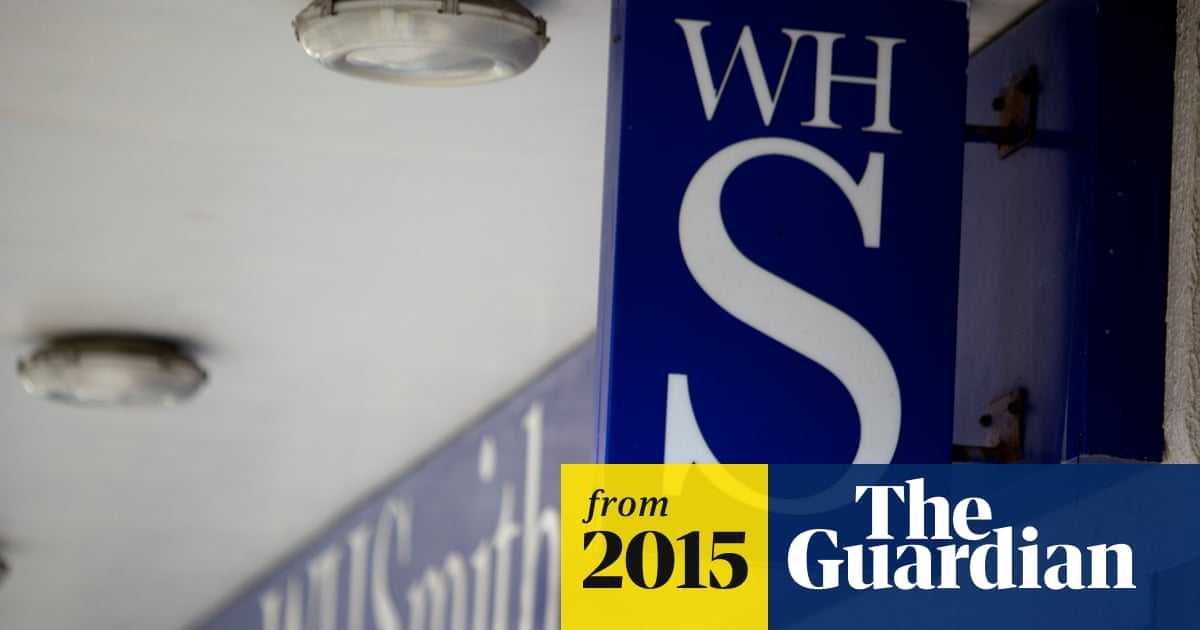 Wh Smith To Cut Prices In Hospitals After Claims Of Exploiting Nhs