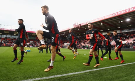 Bournemouth v Southampton: Premier League –live!