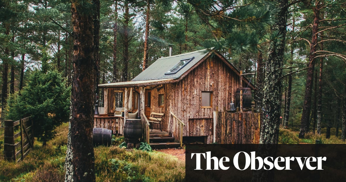 10 of Britain's best off-grid cabins, lodges and cottages