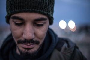 Karim, 30, from Douar Hicher