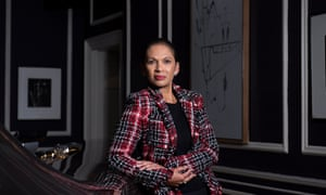 Campaigner Gina Miller claims' about charity sector overheads have been described as misleading.