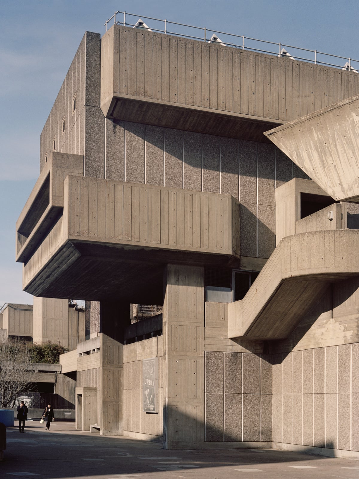 Utopia now the heritage of london 39 s brutalist for Architecture brutaliste