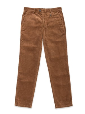 Trousers, £159, oliverspencer.co.uk