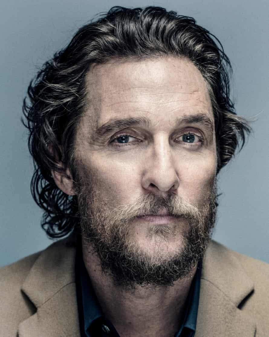 Matthew Mcconaughey My Agent Said No To Romcoms And Then There Was Nothing Matthew Mcconaughey The Guardian