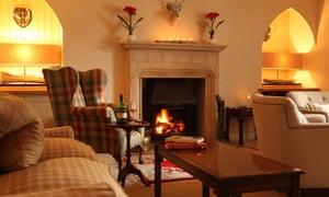 Kilcamb Lodge Hotel, Highlands, Scotland