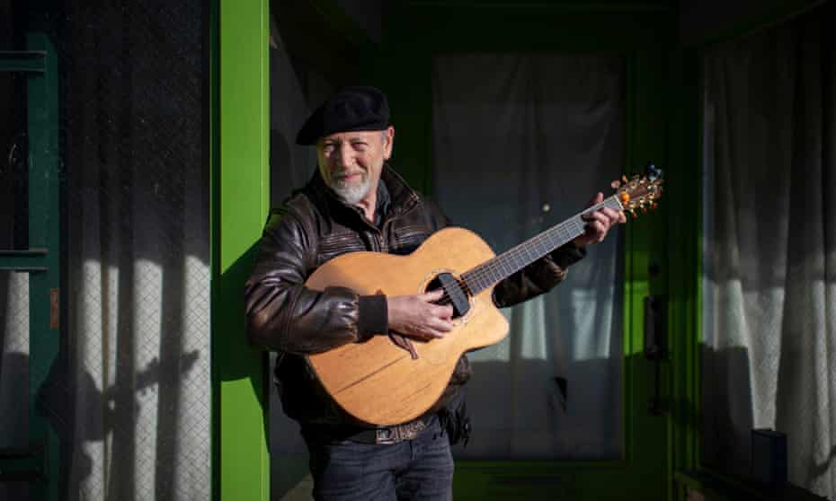 Richard Thompson photographed this month in Montclair, New Jersey.