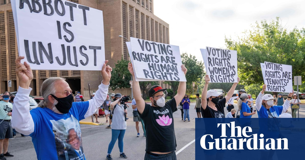 How Texas Republicans are rigging the system against minority voters