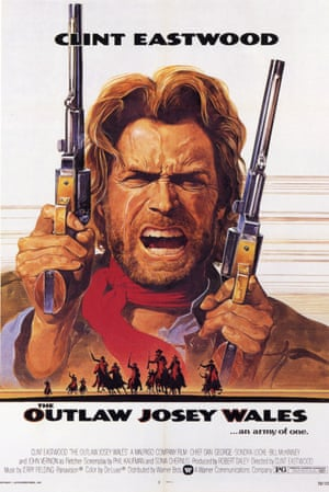 The Outlaw Josey Wales, 1976.