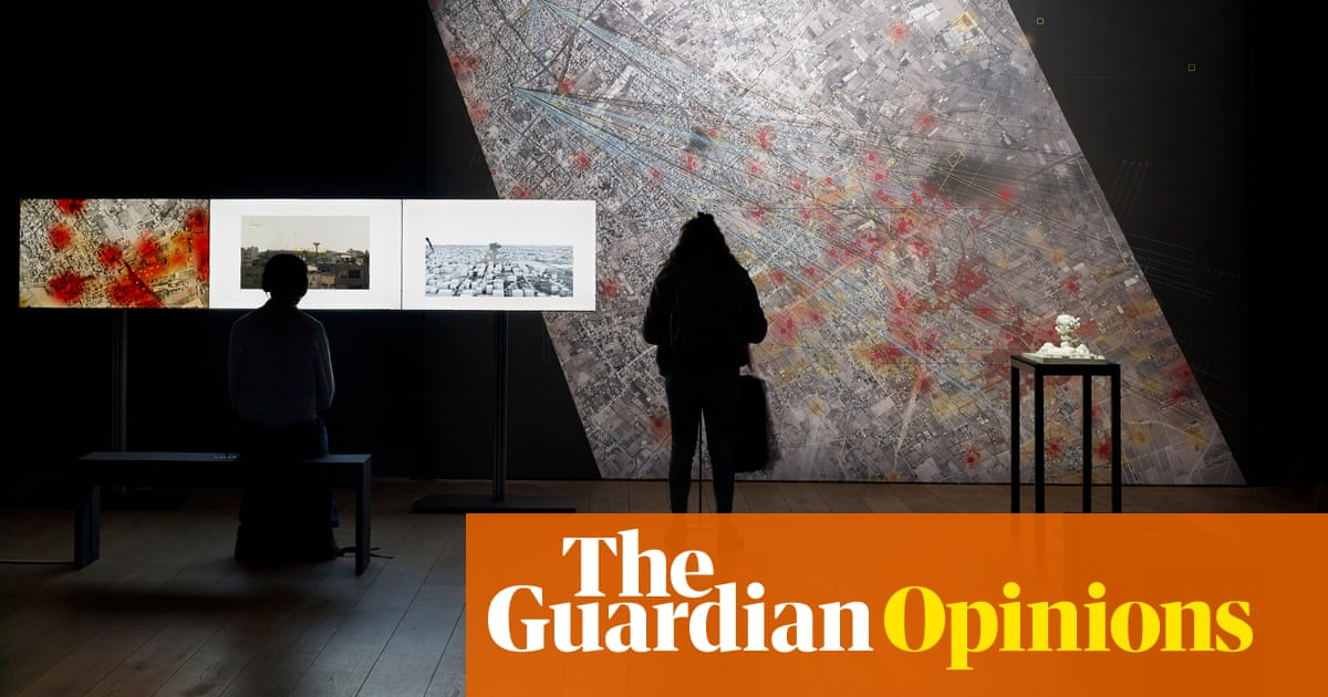 Our art deals with real injustices, some in Palestine: no wonder we faced opposition « Forensic Architecture