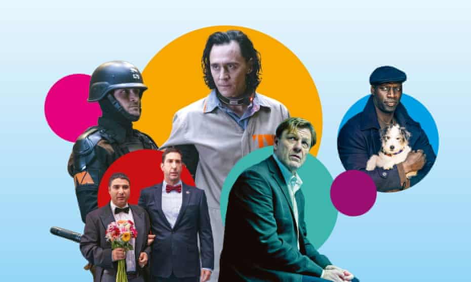 Clockwise from top ... Loki; Lupin; Time; Intelligence.