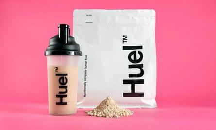 A Huel shake