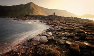 The Giants Causeway, County Antrim, Northern Ireland.