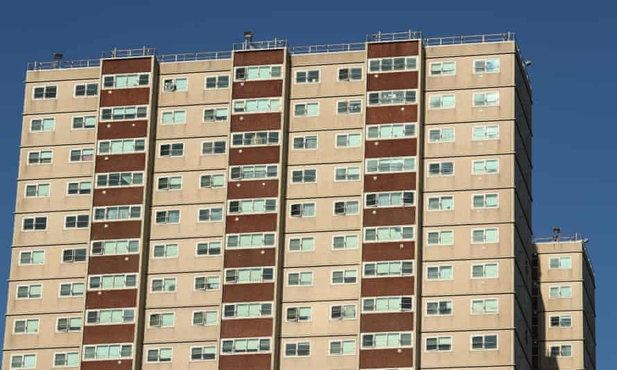Public housing in Melbourne