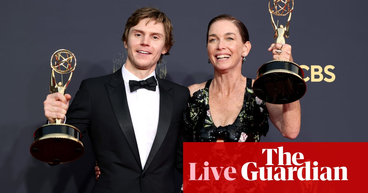 Emmys 2021: the winners, the losers, the speeches – live!