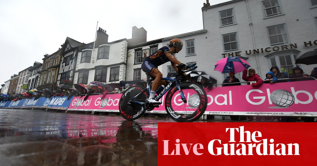Cycling Road World Championships 2019: mens time trial – live!