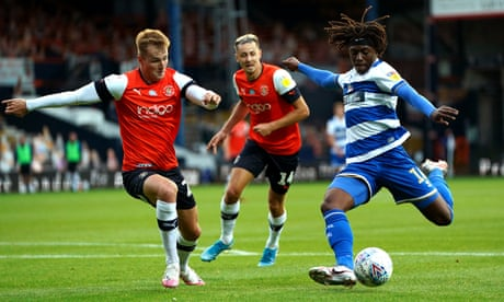 Crystal Palace's offer for Eberechi Eze rejected by QPR