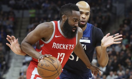 Houston Rockets star James Harden told reporters that 'we apologise. You know, we love China'