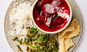 The new vegan: Meera Sodha's recipes for Sri Lankan beetroot curry
