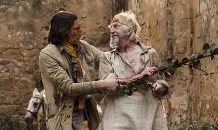 The Man Who Killed Don Quixote.