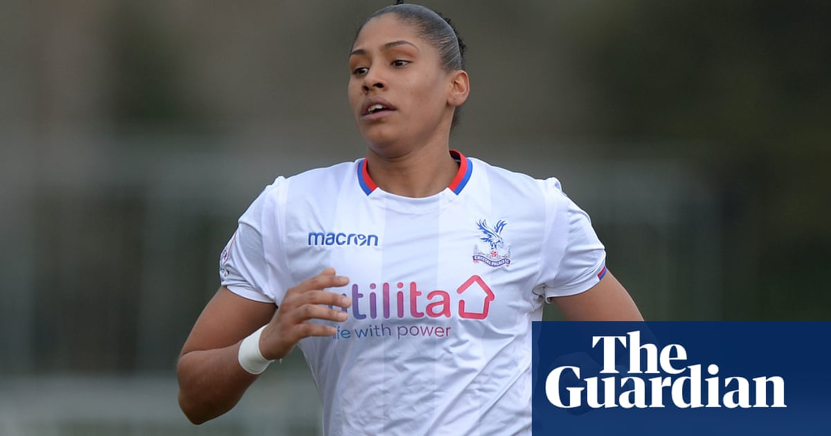 Gemma Bryan accuses Crystal Palace Women of leaving her in limbo