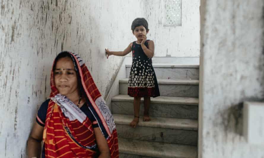 Girl in Piplantri, Rajasthan