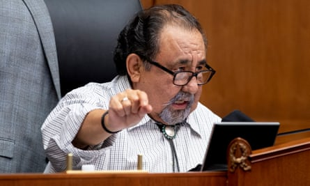 Raúl Grijalva: 'This week has shown that there are some members of Congress who fail to take this crisis seriously.'