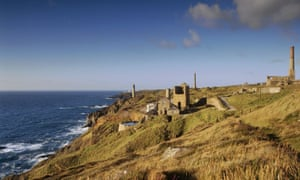 The National Trust Levant mine near St Just.
