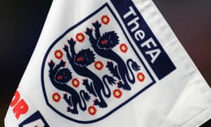 FA File Photo<br>File photo dated 13-10-2020 of a general view of an England and FA branded corner flag. PA Photo. Issue date: Tuesday October 27, 2020. The Football Association has launched a Football Leadership Diversity Code to drive diversity and inclusion across English football, the governing body has announced. See PA story SOCCER FA. Photo credit should read Mike Egerton/PA Wire.