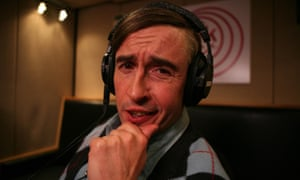 'Pedantic about his Branston': Alan Partridge, back in action for North Norfolk Digital.