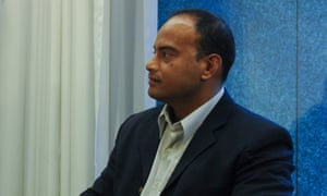 Nauru's justice minister, David Adeang, says his country has an 'open arms' policy for international organisations.