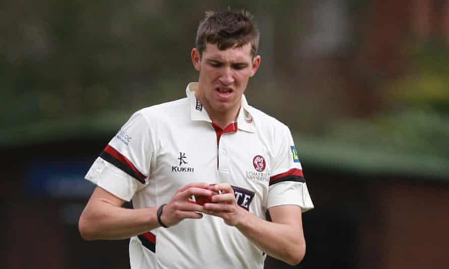 Somerset's Craig Overton prepares to bowl during the County Championship Division One match against Sussex last season.