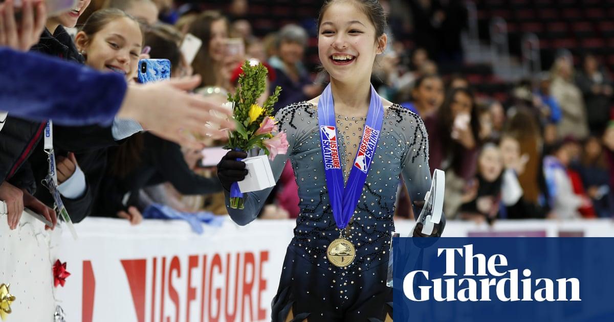 Alysa Liu becomes first US woman to land quadruple lutz in Junior Grand Prix win