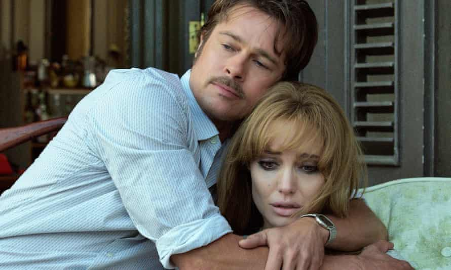 'Perhaps they were creating a massive delusional diversionary tactic' … Brad Pitt and Angelina Jolie in By the Sea