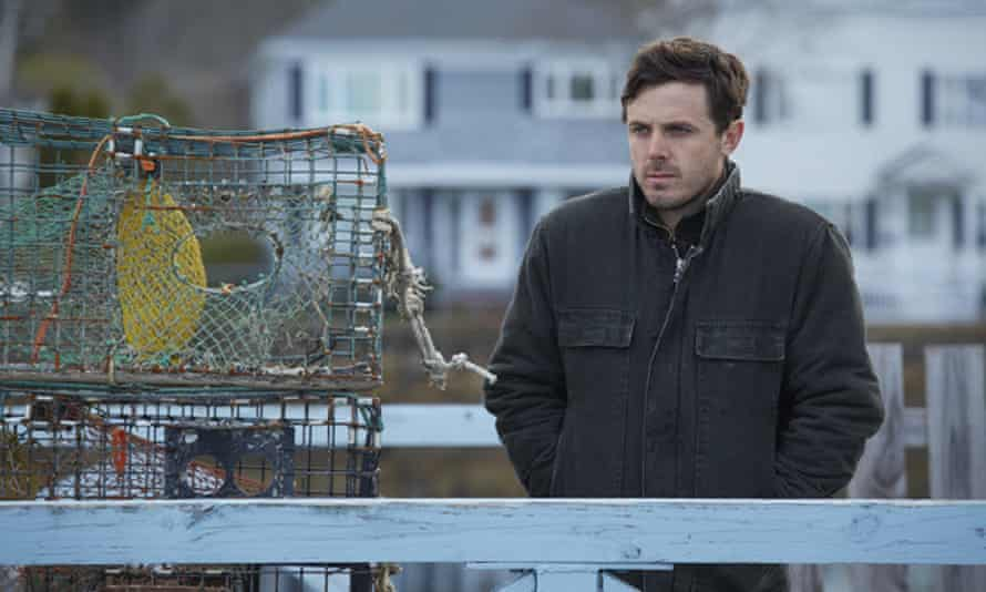 A wrenching family tragedy … Casey Affleck in Manchester-by-the-Sea.