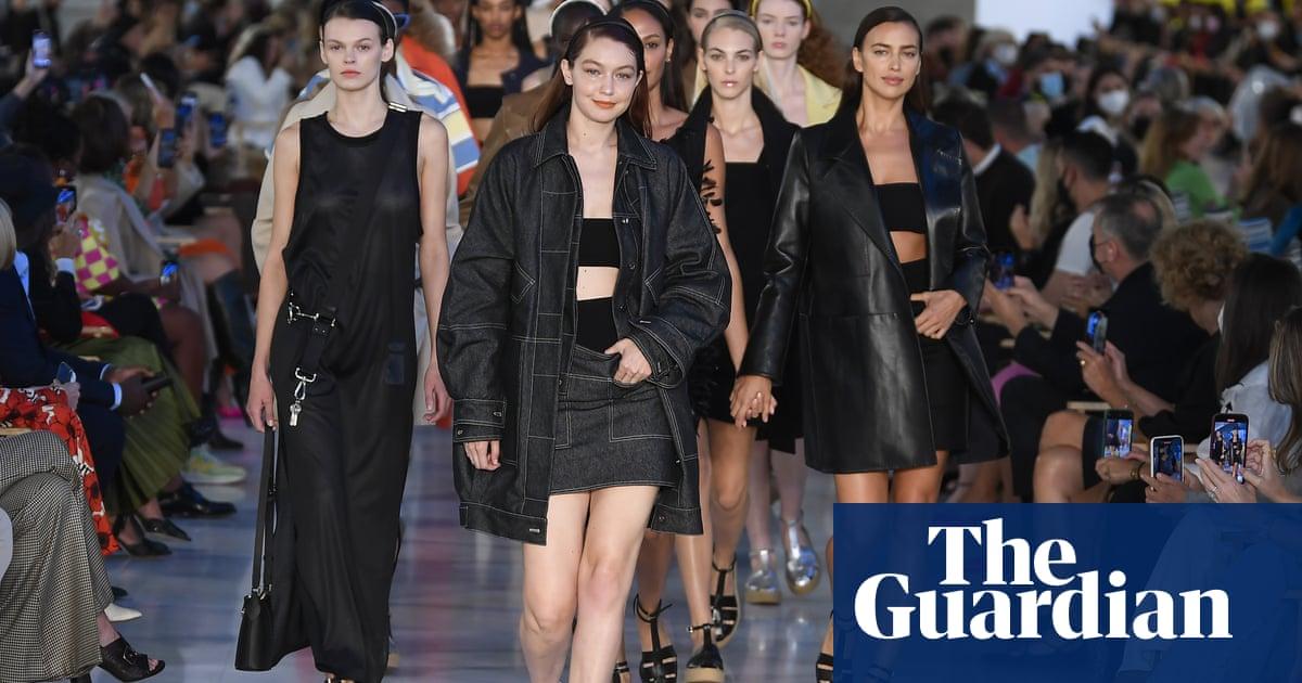 Max Mara's British designer brings a bit of beatnik to Milan