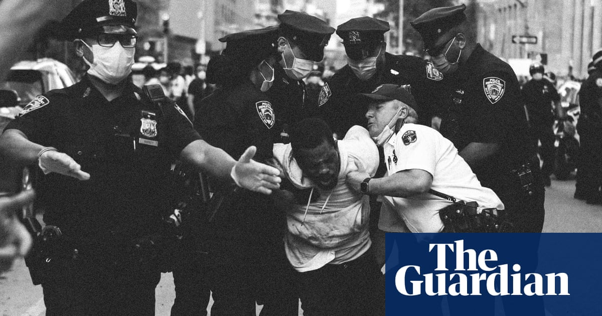 An arrest at the George Floyd protests: Mel D Cole's best photograph
