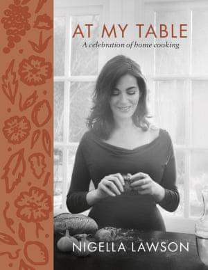 At My Table by Nigella Lawson.