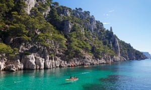 Calanques national park was created six years ago as a response to the overfishing crisis.