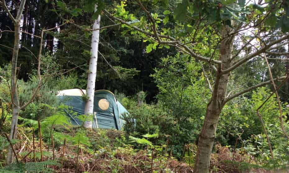 Camping La Pointe, Brittany, France
