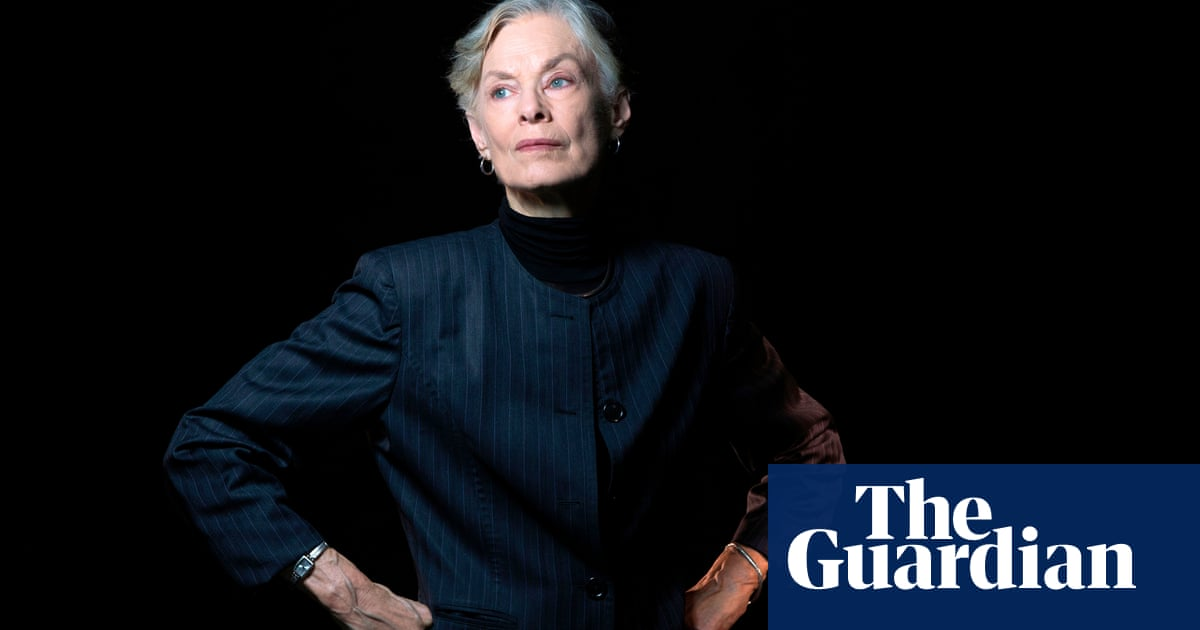 Lucinda Childs: 'In the US, my work wasn't something people could deal with'