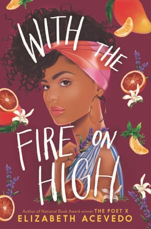 With the Fire on High by Elizabeth Acevedo, Hot Key