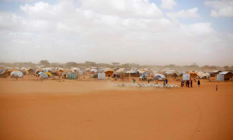 Built in 1992 for 90,000 Somali refugees, the Dadaab camps are now home to an estimated half-a-million people.