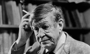 Photograph of WH Auden