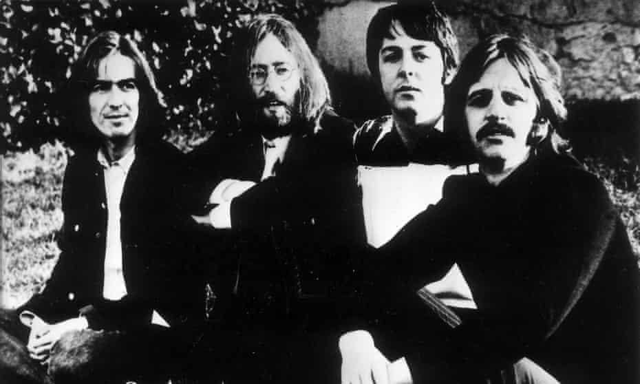 The Beatles, circa 1969.