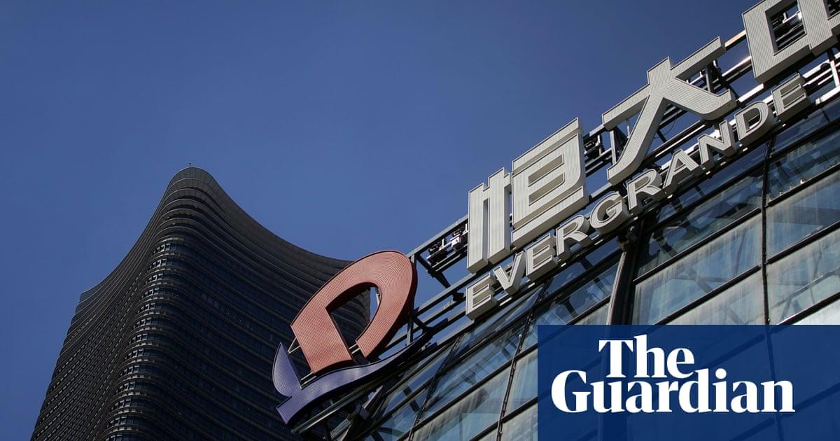 Embattled property firm Evergrande rattles financial markets