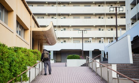 How Tokyo's suburban housing became vast ghettoes for the old